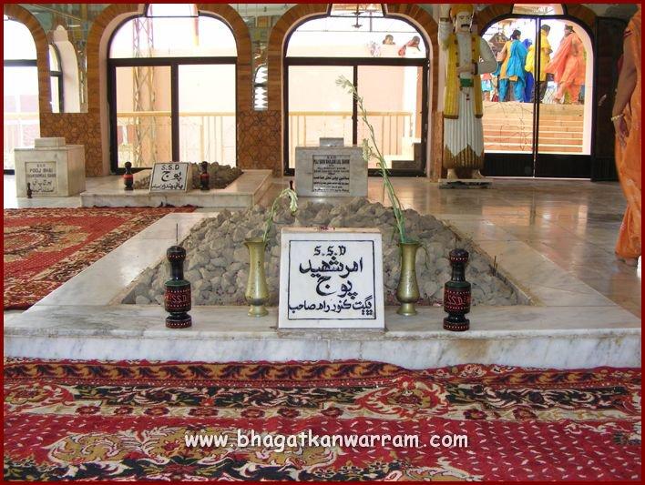 Divine Discourse – Biography Sain Kanwarram