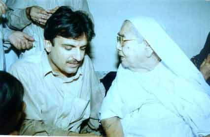 54.sant sadhram,mata sahib wife of sain kanwarram sahib